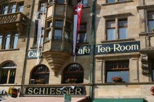 Tea Room Abroad